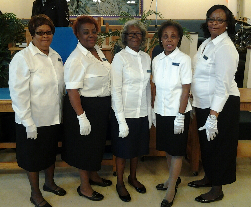 Female Ushers #2