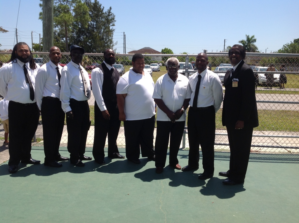 Male Ushers